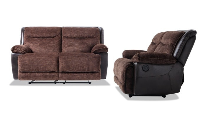 Banner Power Loveseat Set