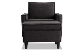 Jamie Chair & Storage Ottoman