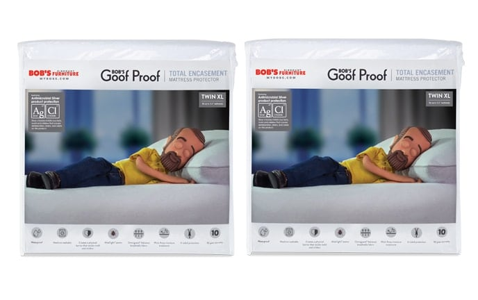 Set of 2 Total Encasement Bed Protectors