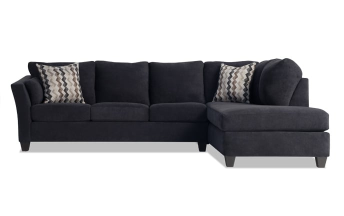Virgo 2 Piece Left Arm Facing Sectional