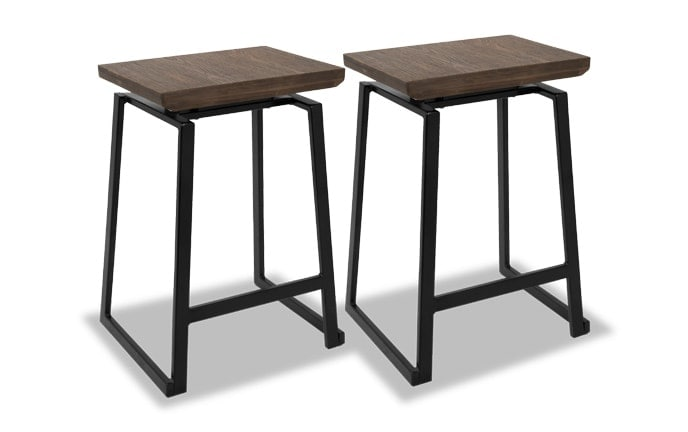 Gianni Counter Stool Set of 2