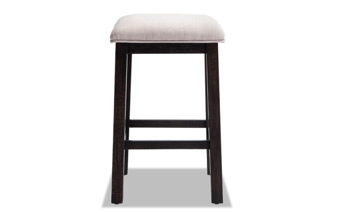 Arcadia Upholstered Stool