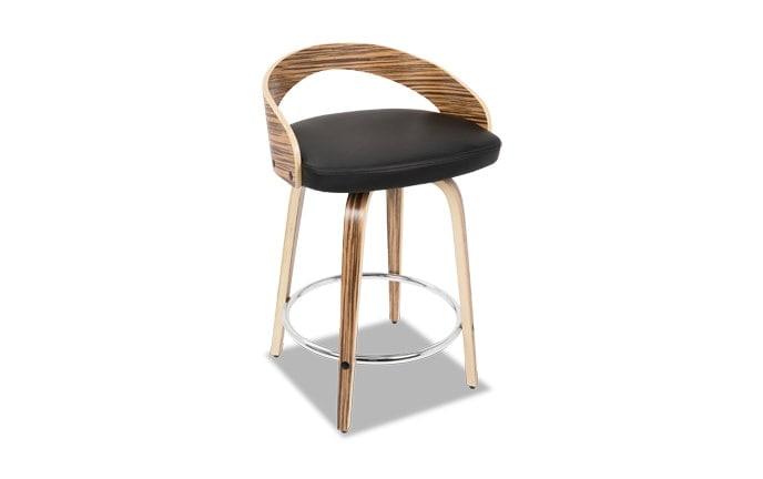 Gretta Swivel Counter Stool