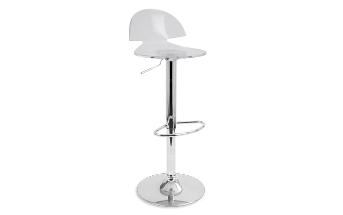 Grande Adjustable Bar Stool