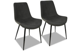 Set of 2 Adam Dining Chairs