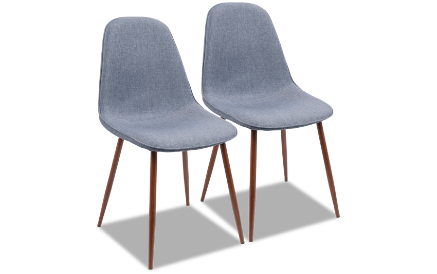 Set of 2 Petra Dining Chairs