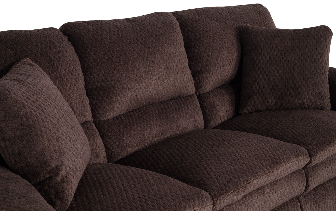 Niles Power Reclining Sofa & Console Loveseat