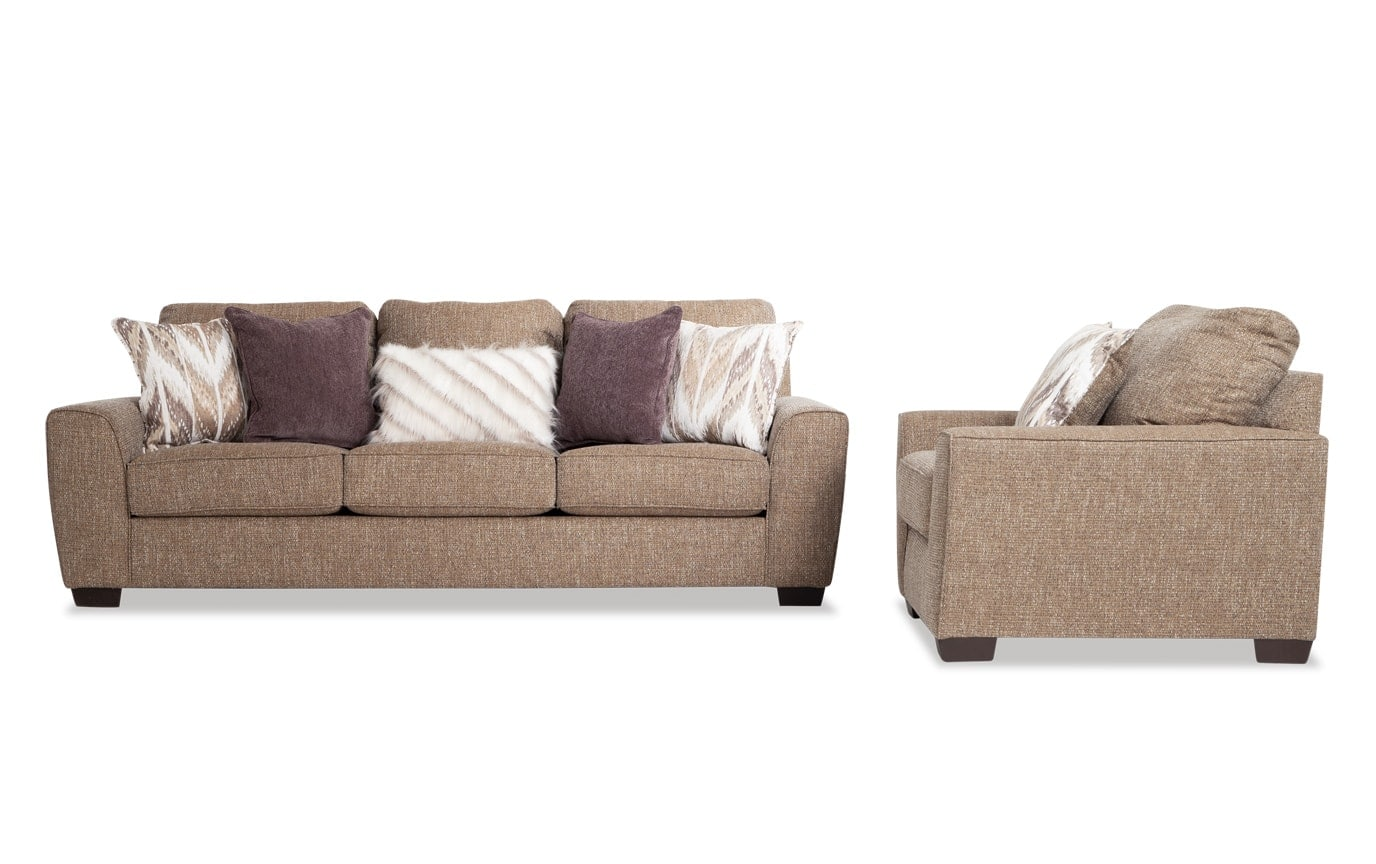 Luca Sofa & Chair