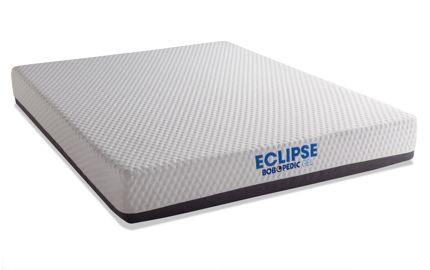 Bob O Pedic Eclipse Gel Mattress Bobs Com