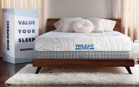 Bob-O-Pedic Twilight Twin XL Plush Mattress