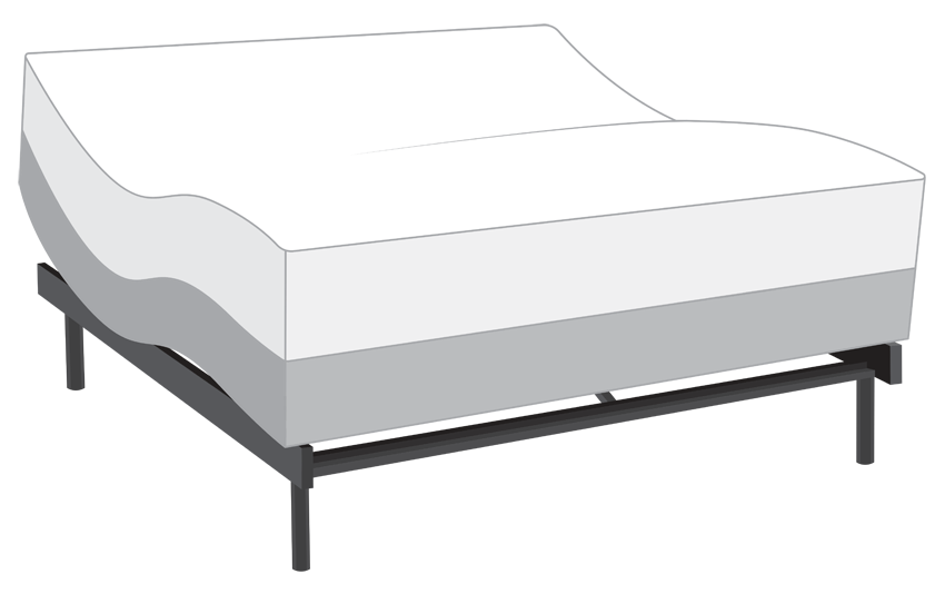 Power Bob Plus with Bob-O-Pedic Eclipse Gel Mattress