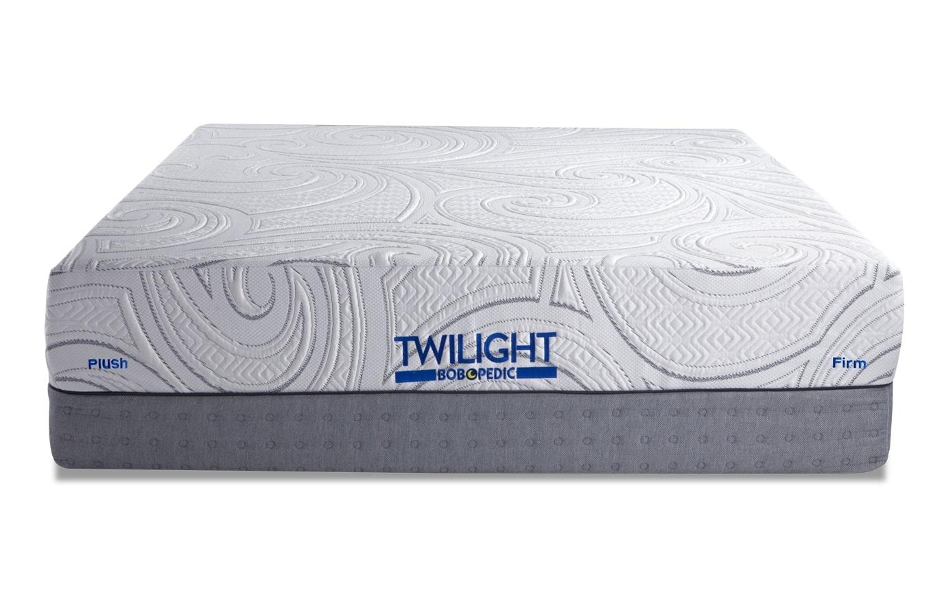 Bob-O-Pedic Twilight Queen Dual Mattress