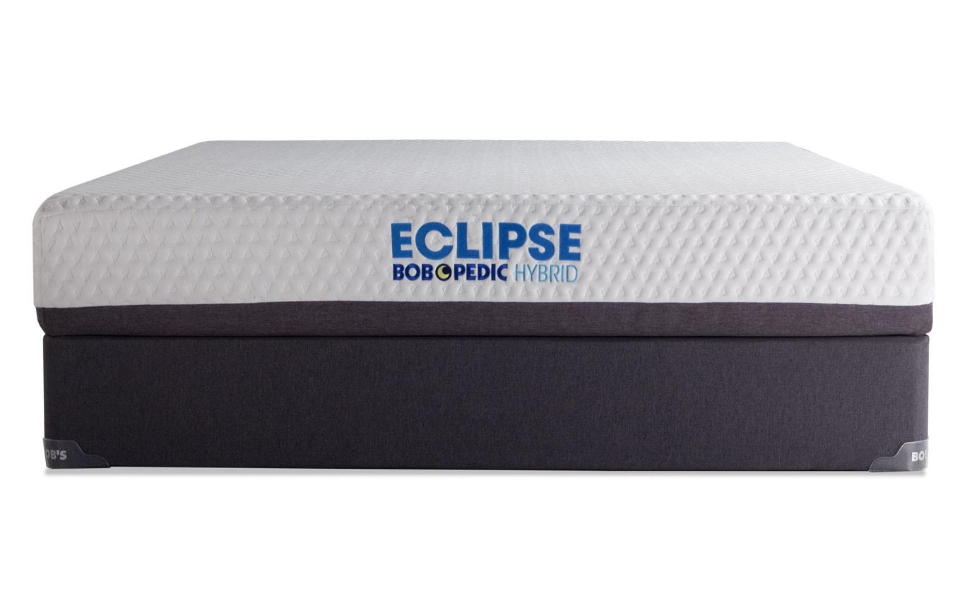 Bob-O-Pedic Eclipse Hybrid Mattress Set