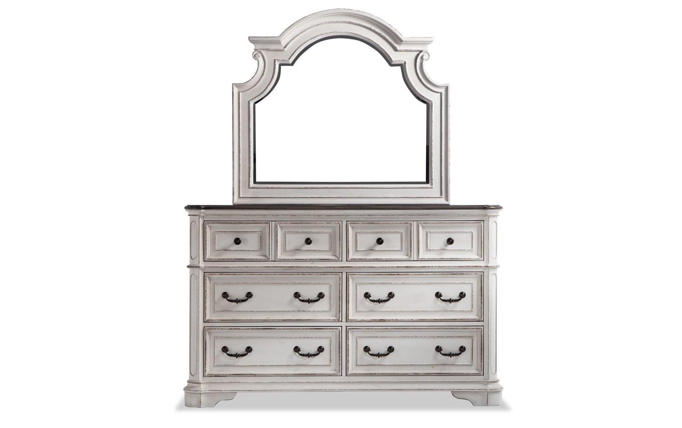 Scarlett Dresser & Mirror