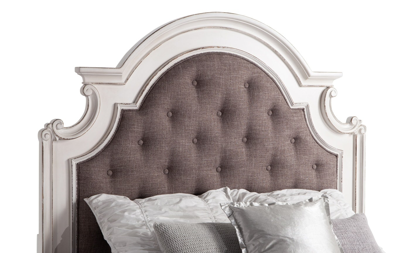 Scarlett Queen Bed