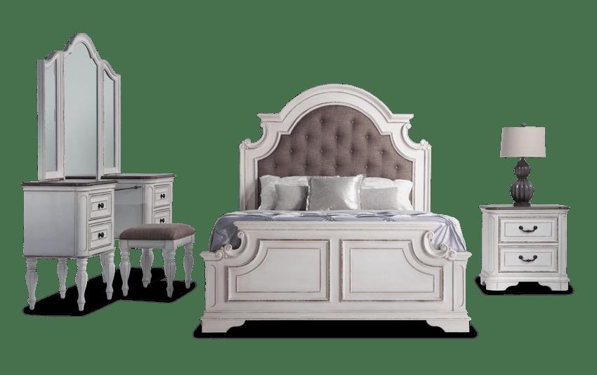 Scarlett California King Bedroom Set