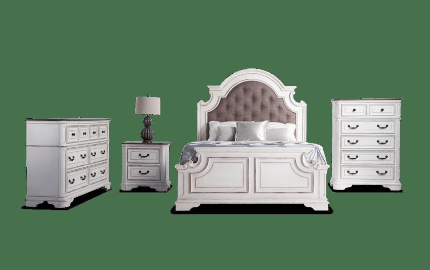 Scarlett King Bedroom Set
