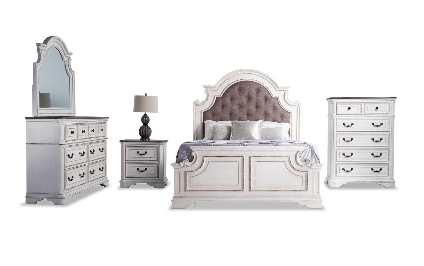 Scarlett Bedroom Set | Bobs.com
