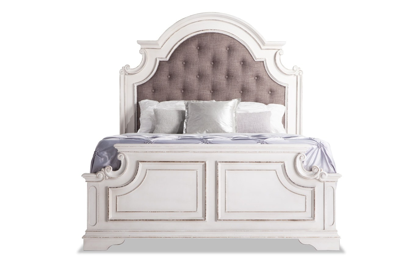 Scarlett Queen Bedroom Set Bobs Com
