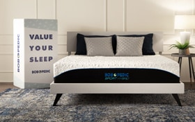 Bob-O-Pedic Sport Hybrid Queen Plush Mattress