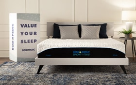 Bob-O-Pedic Sport Hybrid Queen Dual Mattress