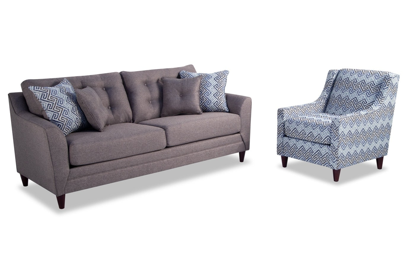 Jaxon Sofa & Accent Chair