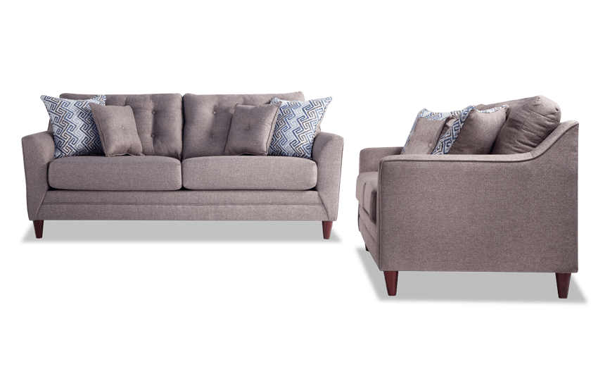Jaxon sofa set - Bob s discount furniture living room sets ...