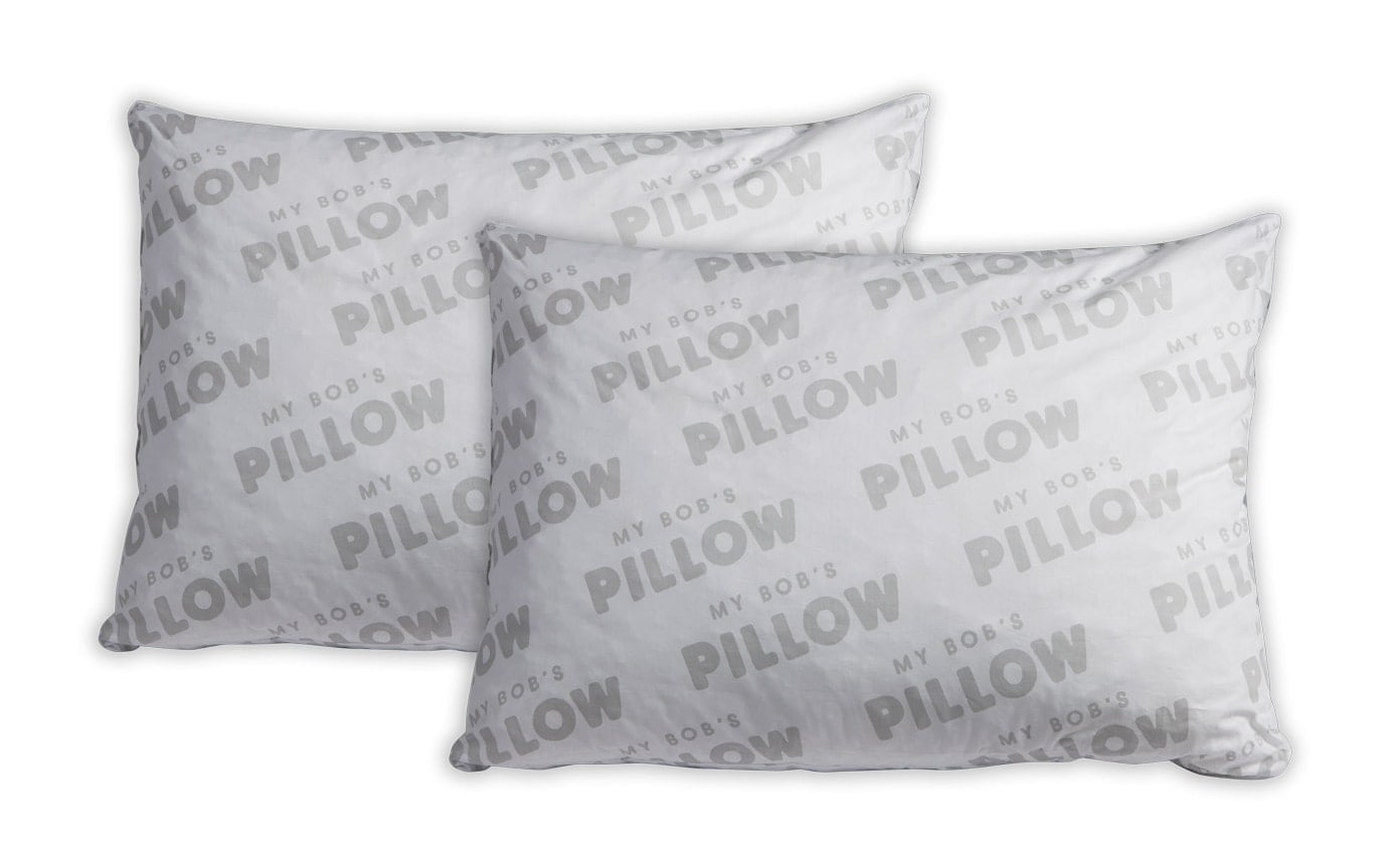 Set of 2 My Bob's Pillows