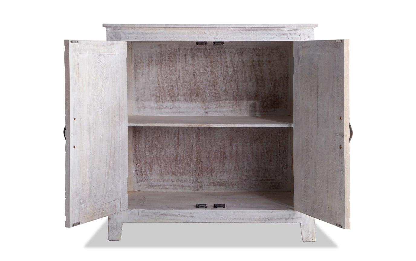 Boho Chic Two Door Cabinet