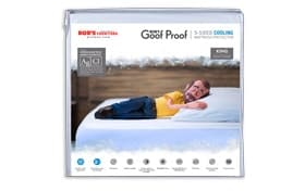 King 5-Sided Cooling Mattress Protector