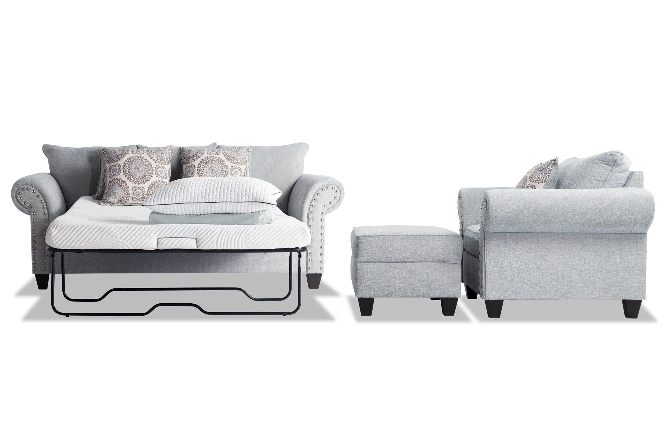 Bob O Pedic Full Sleeper Sofa