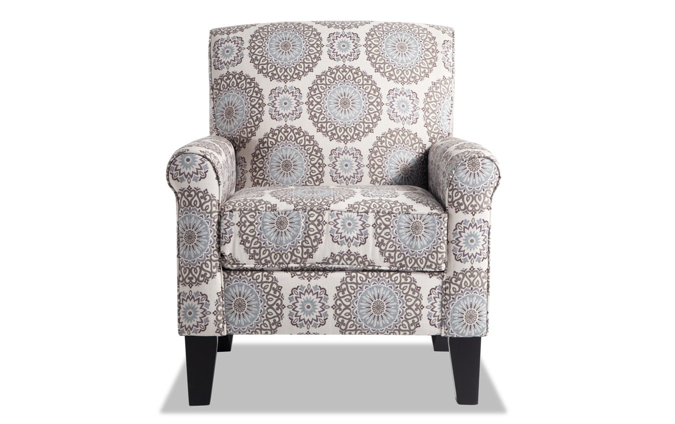Artisan Full Innerspring Sleeper & 2 Accent Chairs