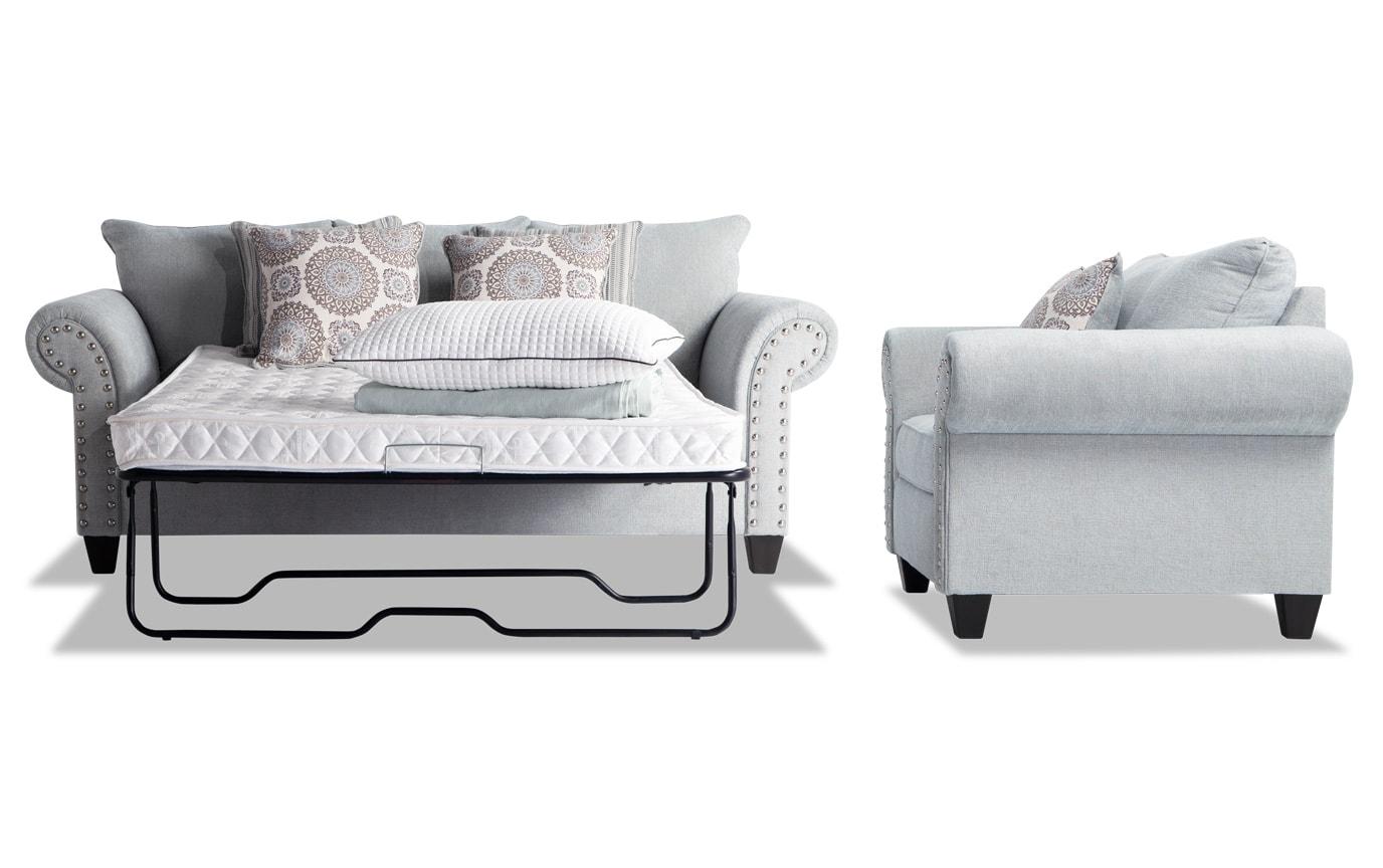 Artisan Full Innerspring Sleeper & Chair