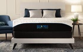 Bob-O-Pedic Sport Hybrid Twin XL Plush Standard Mattress Set