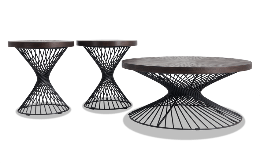 Bali Coffee Table Set