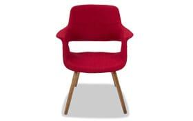 Mid-Century Flair Chair