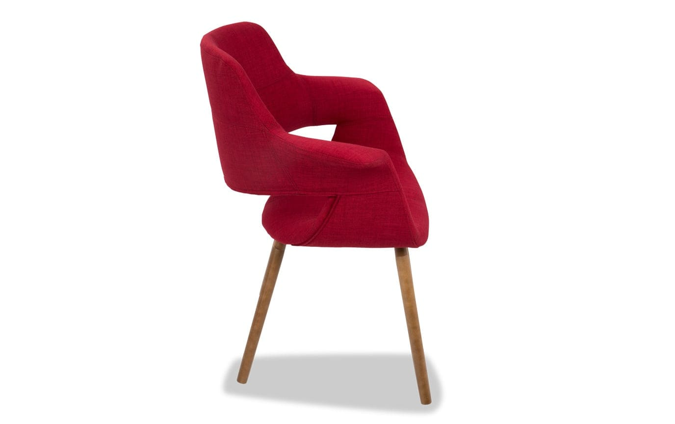 Mid-Century Flair Chair