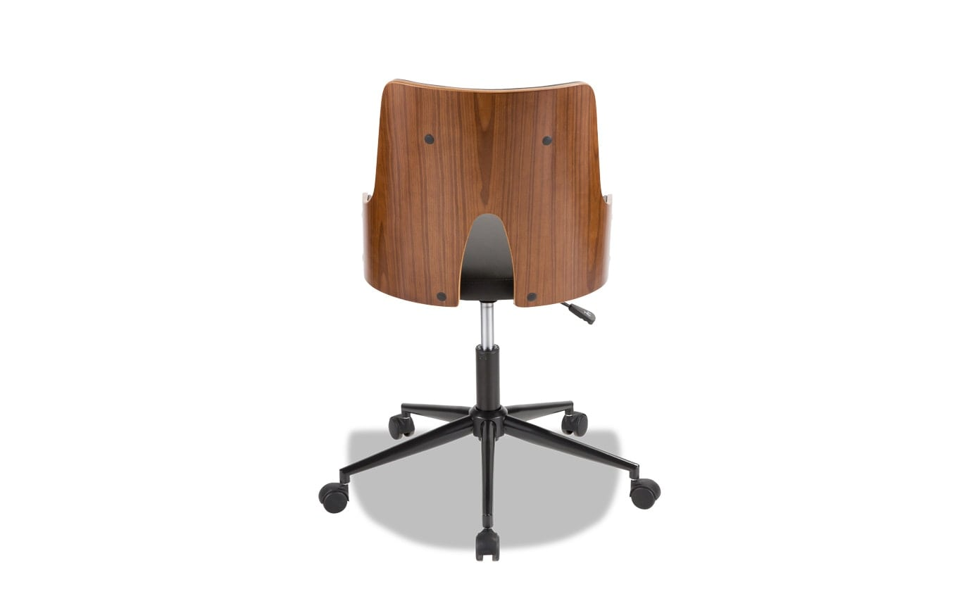 Penny Black Office Chair