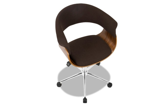 Mid-Century Mod Office Chair