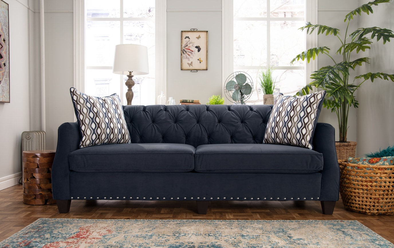 Marley Sofa & Loveseat