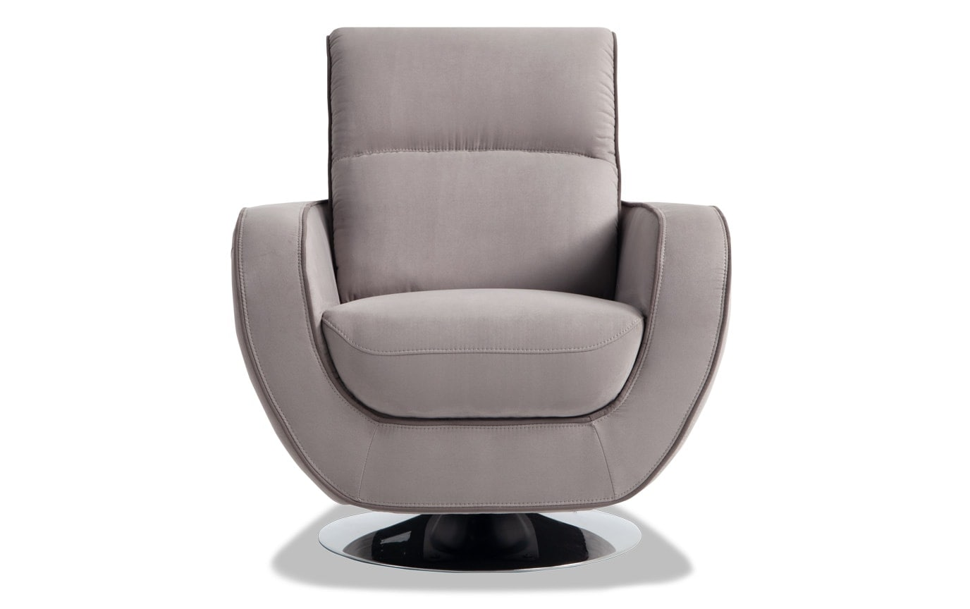 Comet Swivel Chair Bobs Com