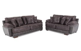 Nevada Sofa & Loveseat