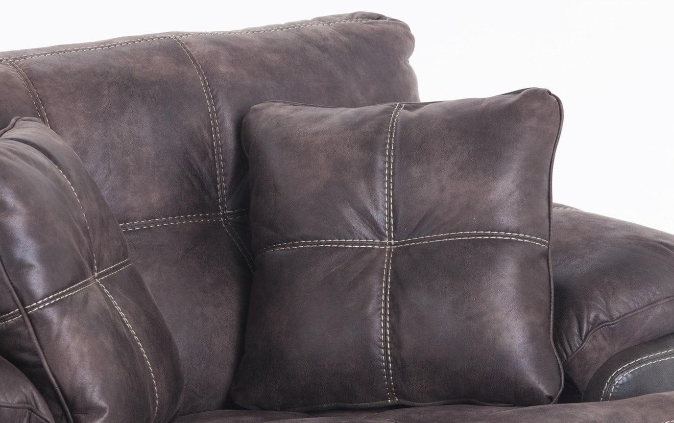 Nevada Sofa & Chair 1/2 With Storage Ottoman