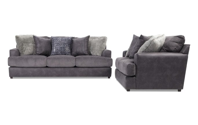 Avenue Sofa & Loveseat