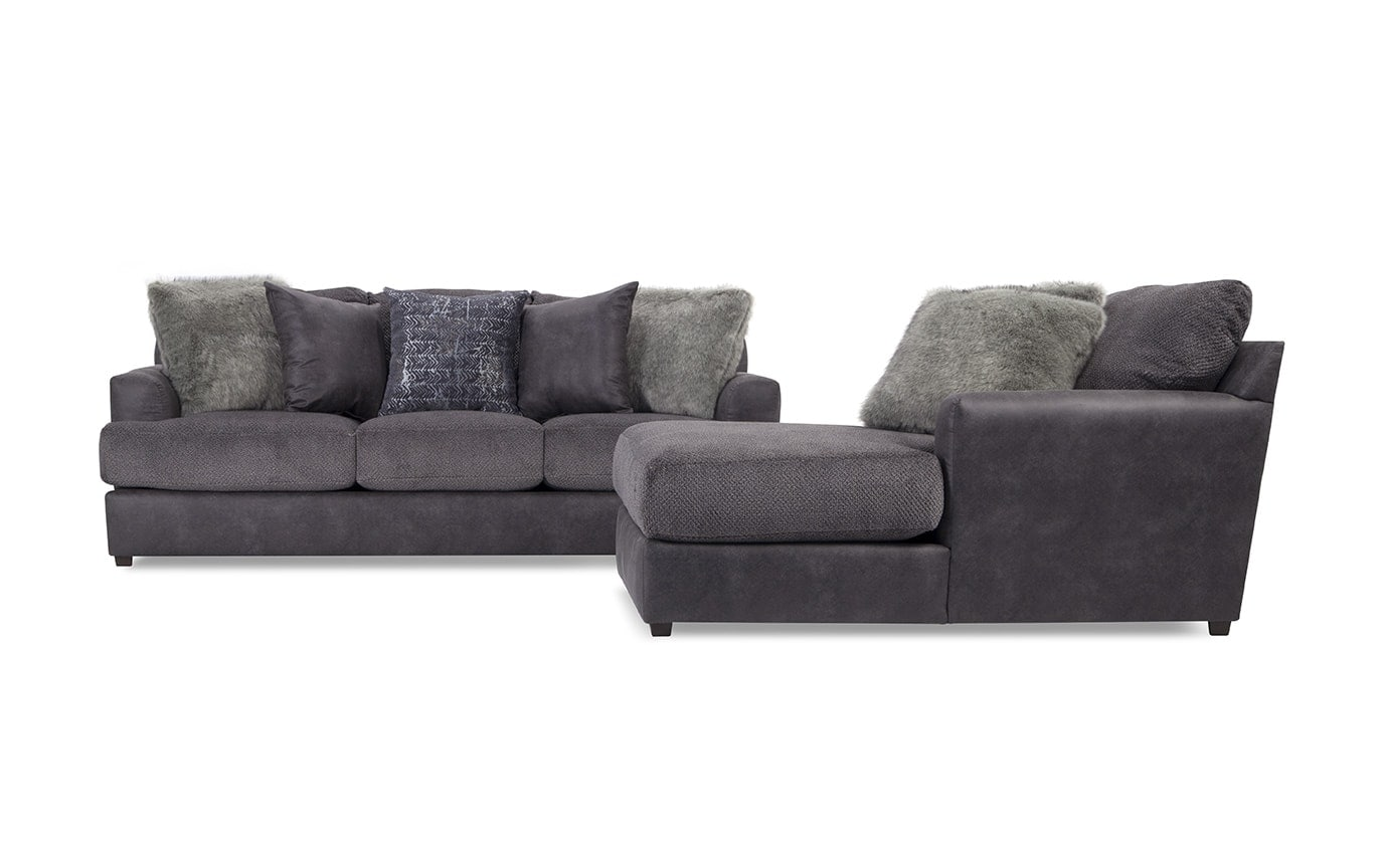 Admirable Avenue Sofa Chaise Machost Co Dining Chair Design Ideas Machostcouk