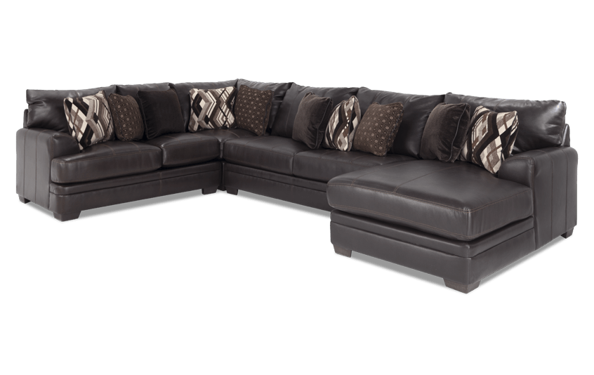 Ritz 4 Piece Left Arm Facing Sectional