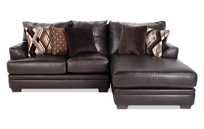 Ritz 2 Piece Left Arm Facing Sectional