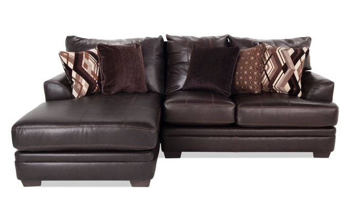 Ritz 2 Piece Right Arm Facing Sectional