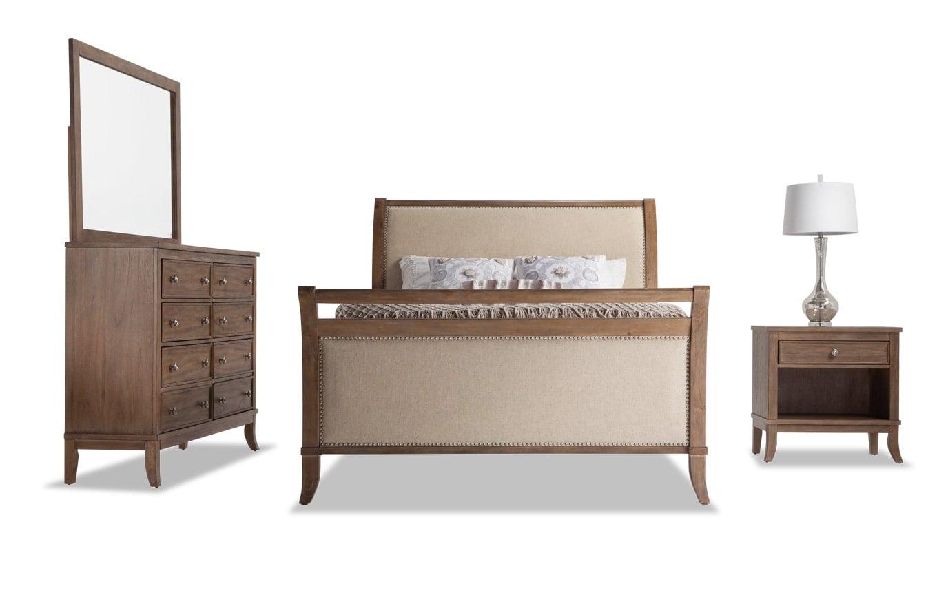 Celeste California King Bedroom Set