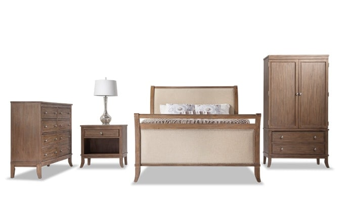 Celeste Bedroom Set